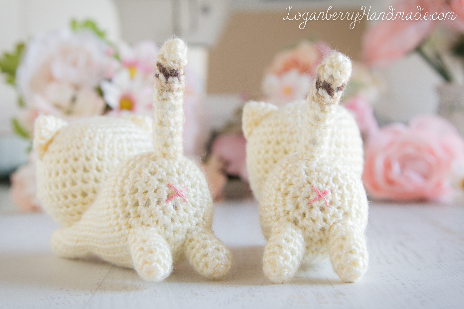 Amigurumi Female Cat Free Crochet Pattern - Crochet.msa.plus | 1064x1598