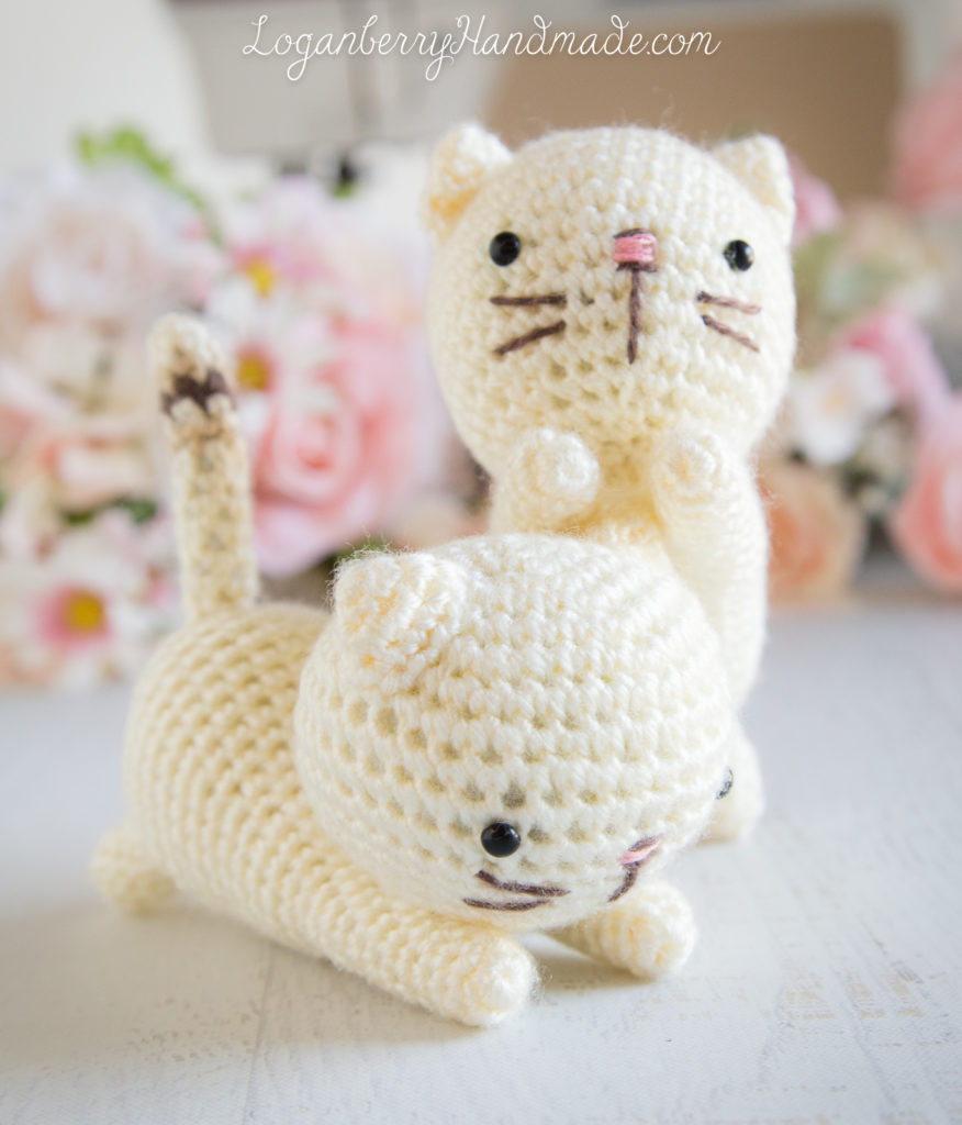 The Cats Collection - Free Crochet Patterns | Crochet cat pattern ... | 1024x876